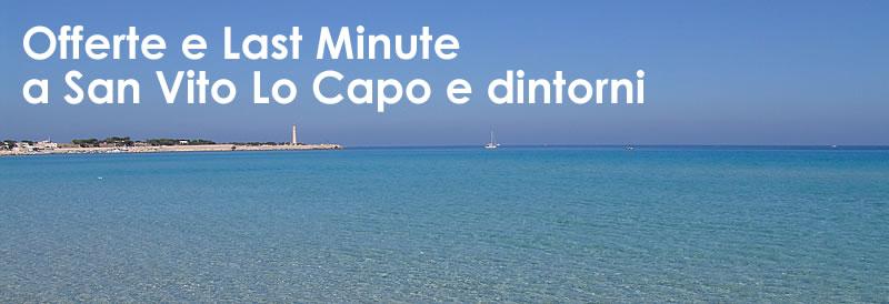 Last Minute e Offerte a San Vito Lo Capo